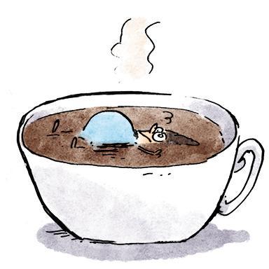 Grossesse cafe